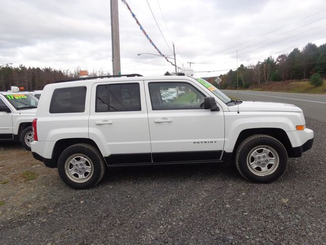 2013 Jeep Patriot Sport Hoosick Falls, New York 2