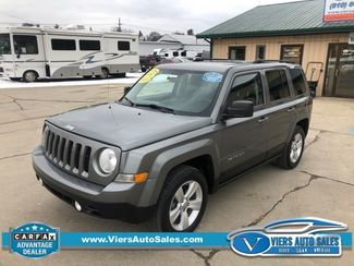 2013 Jeep Patriot Latitude in Lapeer, MI 48446
