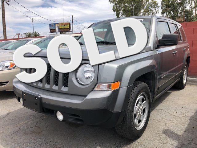 2013 Jeep Patriot Sport CAR PROS AUTO CENTER (702) 405-9905 Las Vegas, Nevada