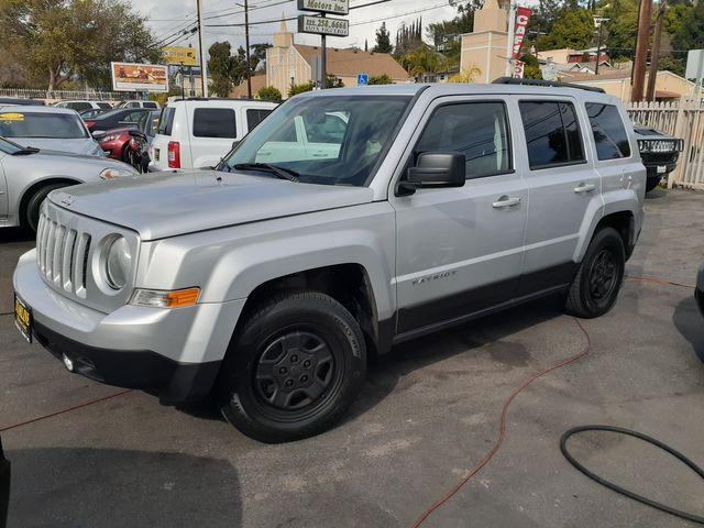 2013 Jeep Patriot Sport Los Angeles, CA