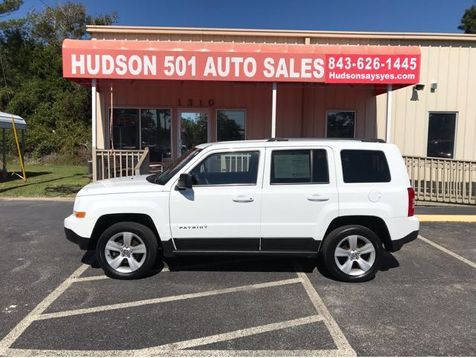 2013 Jeep Patriot Latitude | Myrtle Beach, South Carolina | Hudson Auto Sales in Myrtle Beach, South Carolina