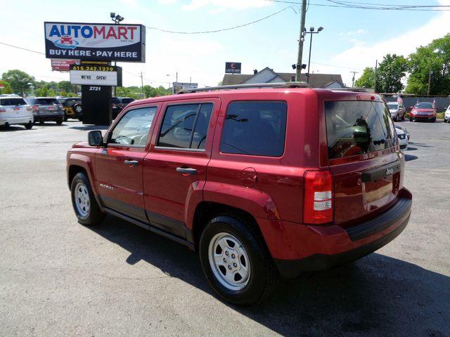 2013 Jeep Patriot Sport in Nashville, Tennessee 37211