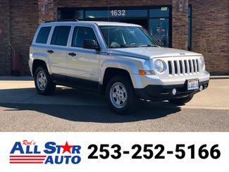 2013 Jeep Patriot Sport in Puyallup Washington, 98371