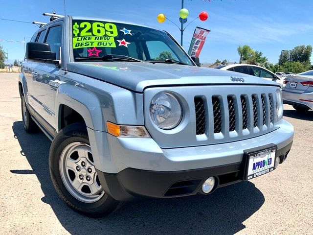2013 Jeep Patriot Sport