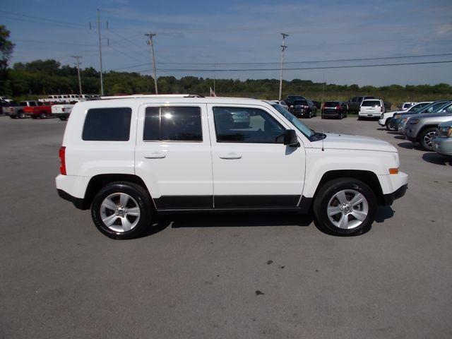 2013 Jeep Patriot Limited Shelbyville, TN 10