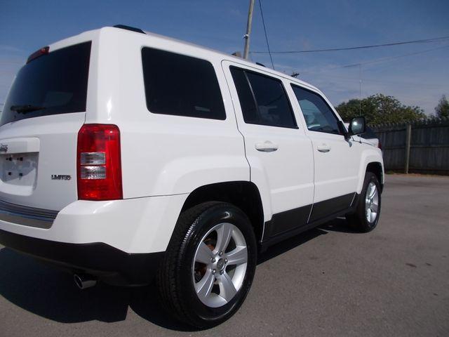 2013 Jeep Patriot Limited Shelbyville, TN 11