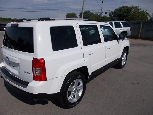 2013 Jeep Patriot Limited Shelbyville, TN 12