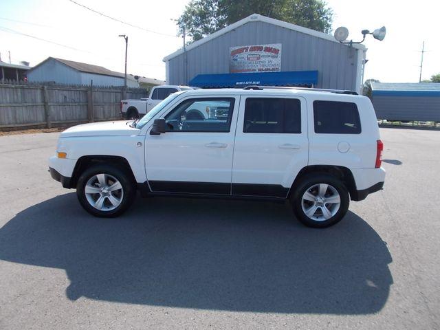 2013 Jeep Patriot Limited Shelbyville, TN 2