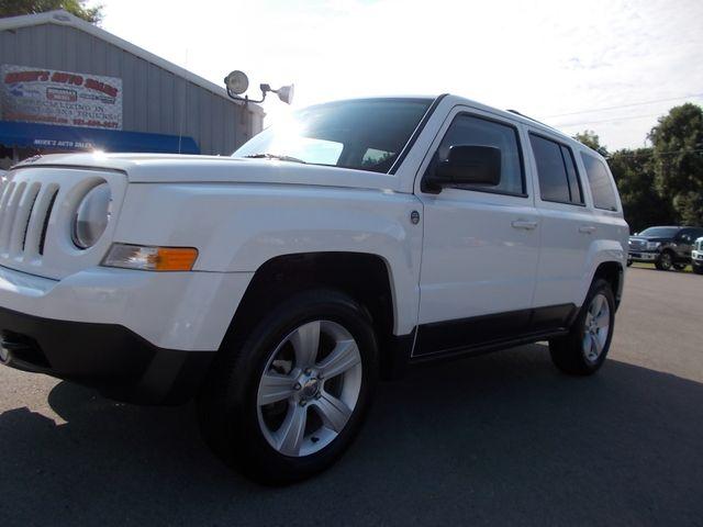 2013 Jeep Patriot Limited Shelbyville, TN 5