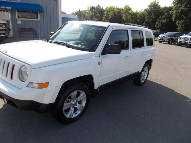 2013 Jeep Patriot Limited Shelbyville, TN 6