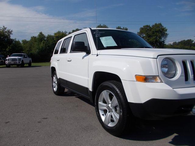 2013 Jeep Patriot Limited Shelbyville, TN 8