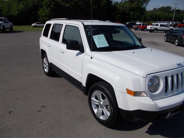2013 Jeep Patriot Limited Shelbyville, TN 9