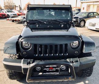 2013 Jeep WRANG UN SAH Unlimited Sahara 4WD LINDON, UT 13