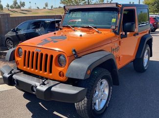 2013 Jeep Wrangler Sport in Albuquerque, NM 87106