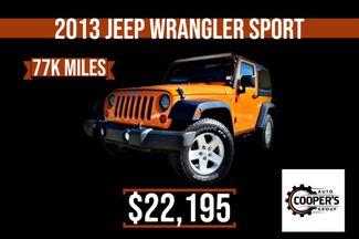 2013 Jeep Wrangler Sport in Albuquerque, NM 87106
