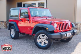 2013 Jeep Wrangler Sport 4x4 in Arlington, Texas 76013