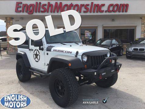 2013 Jeep Wrangler Rubicon in Brownsville, TX