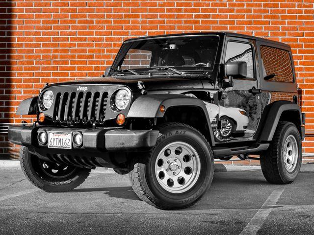 2013 Jeep Wrangler Sport Burbank, CA 1