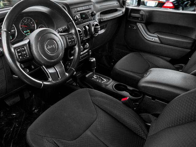 2013 Jeep Wrangler Sport Burbank, CA 18