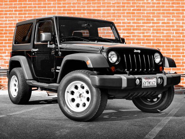 2013 Jeep Wrangler Sport Burbank, CA 2