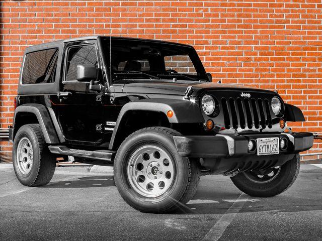 2013 Jeep Wrangler Sport Burbank, CA 3