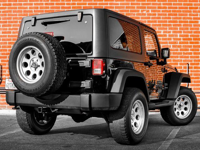 2013 Jeep Wrangler Sport Burbank, CA 8