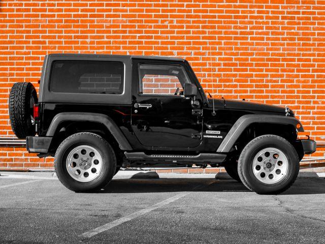 2013 Jeep Wrangler Sport Burbank, CA 9