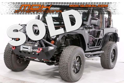 2013 Jeep Wrangler Sport - Auto - Modded - Only 34K miles in Los Angeles