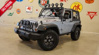2013 Jeep Wrangler Rubicon 4X4 6 SPD,NAV,LED'S,HTD CLOTH,SOFT TOP,33K in Carrollton, TX 75006