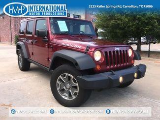 2013 Jeep Wrangler Unlimited Rubicon in Carrollton, TX 75006