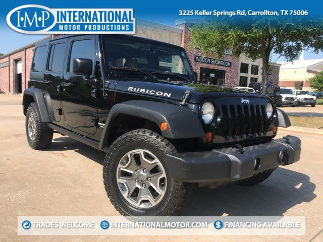 2013 Jeep Wrangler Unlimited Rubicon ONE OWNER