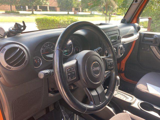 2013 Jeep Wrangler Unlimited Sport ONE OWNER in Carrollton, TX 75006
