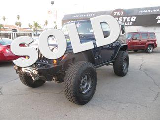 2013 Jeep Wrangler Rubicon 4X4 in Costa Mesa California, 92627