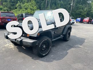 2013 Jeep Wrangler Sport in Dallas, Georgia 30132