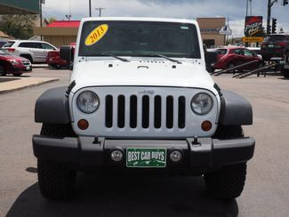 2013 Jeep Wrangler Sport Englewood, CO 1