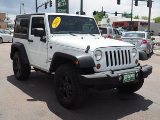 2013 Jeep Wrangler Sport Englewood, CO 2