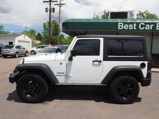 2013 Jeep Wrangler Sport Englewood, CO 8