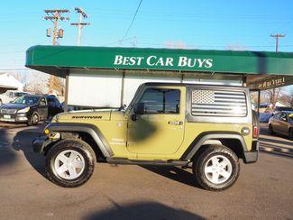2013 Jeep Wrangler Sport Englewood, CO 8