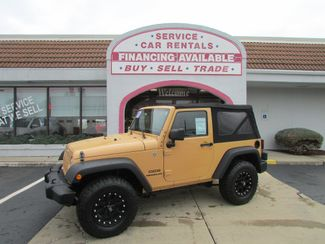 2013 Jeep Wrangler Sport 4X4 in Fremont OH, 43420