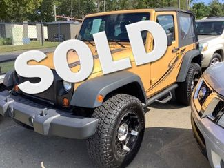 2013 Jeep Wrangler Sport - John Gibson Auto Sales Hot Springs in Hot Springs Arkansas