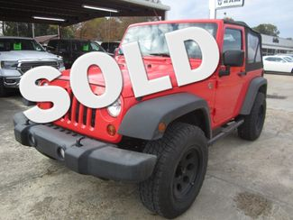 2013 Jeep Wrangler Sport Houston, Mississippi