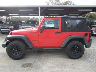 2013 Jeep Wrangler Sport Houston, Mississippi 2