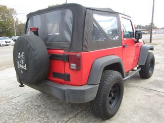 2013 Jeep Wrangler Sport Houston, Mississippi 4