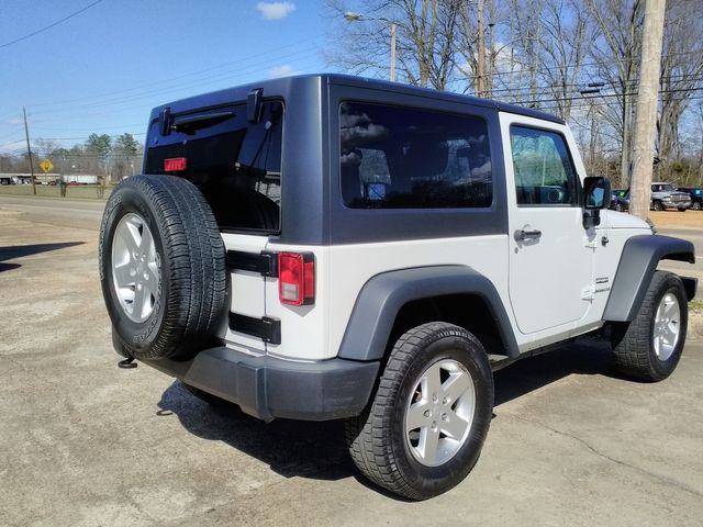 2013 Jeep Wrangler Sport Houston, Mississippi 5