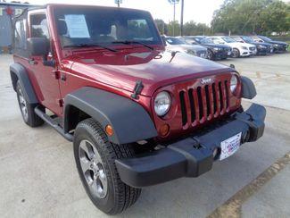 2013 Jeep Wrangler Sport in Houston, TX 77075