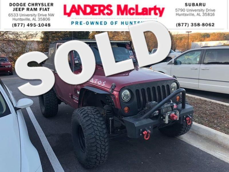 2013 Jeep Wrangler Sport | Huntsville, Alabama | Landers Mclarty DCJ & Subaru in Huntsville Alabama