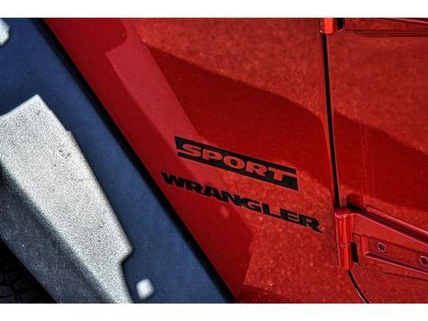 2013 Jeep Wrangler Sport   Lubbock, TX   Brink Fleet in Lubbock, TX