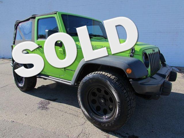 2013 Jeep Wrangler Moab Madison, NC