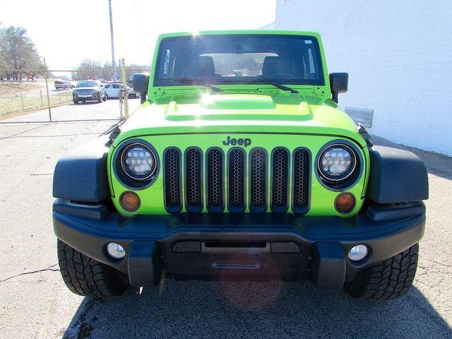2013 Jeep Wrangler Moab Madison, NC 7