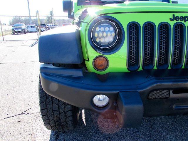 2013 Jeep Wrangler Moab Madison, NC 8